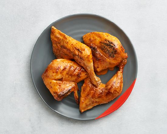 Calories in Nandos Whole Peri-Peri Chicken