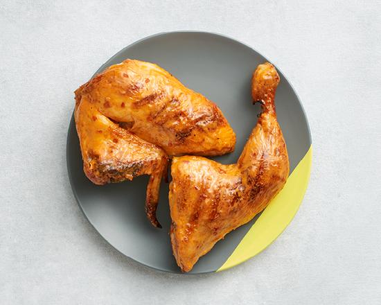 Calories in Nandos 1/2 Peri-Peri Chicken