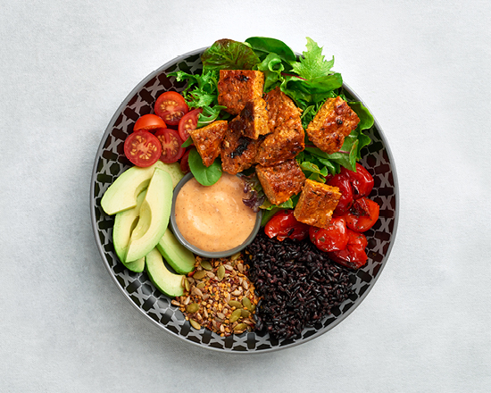 Calories in Nandos Great Pretender Power Up Bowl