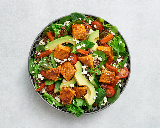Calories in Nandos Great Pretender Superfuel Salad