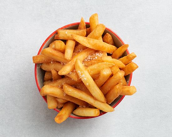 Calories in Nandos Chips (Regular)