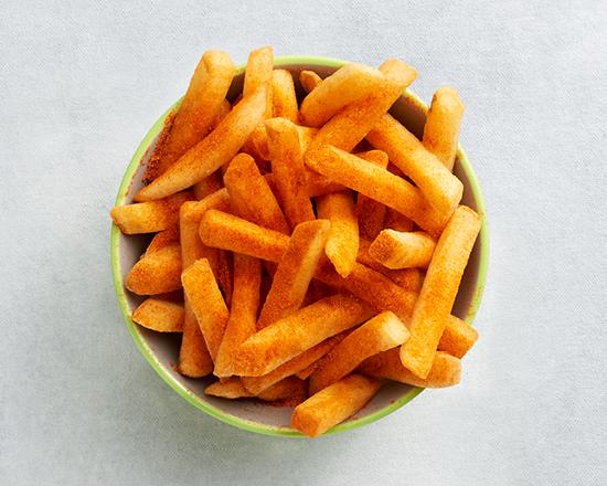 Calories in Nandos Peri-Peri Chips (Large)
