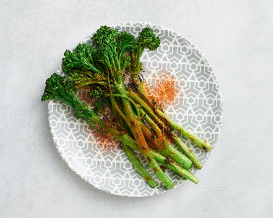 Calories in Nandos Peri-Peri Grilled Broccolini (Regular)