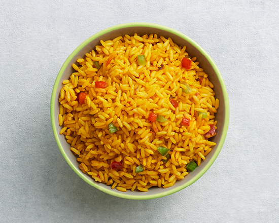 Calories in Nandos Spicy Rice (Large)