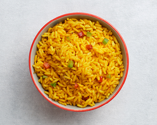 Calories in Nandos Spicy Rice (Regular)