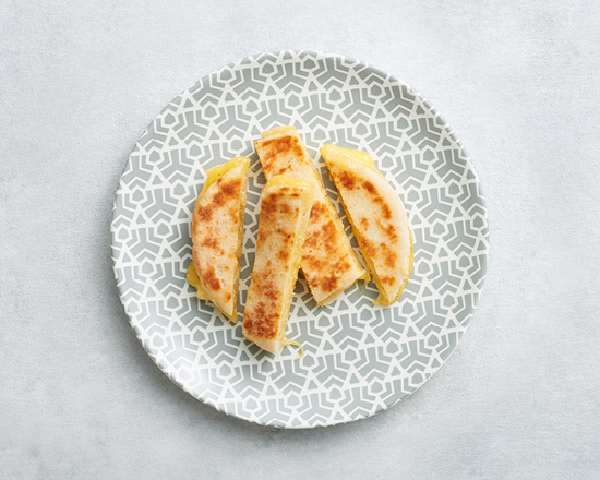 Calories in Nandos Cheesy Garlic Mini Pita